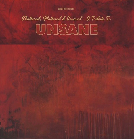 UNSANE Shattered, Flattered & Covered – A Tribute To Unsane – Vinyl 2xLP (black) + 2xCD *Pre-order