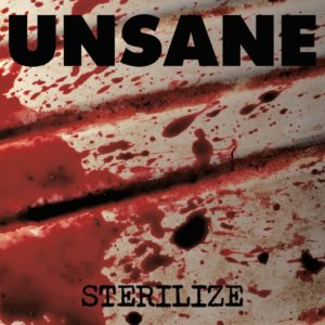 UNSANE Sterilize - Vinyl LP (black)