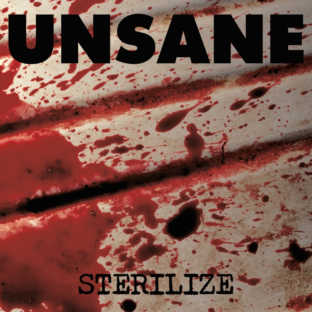 UNSANE Sterilize – Vinyl LP (black)