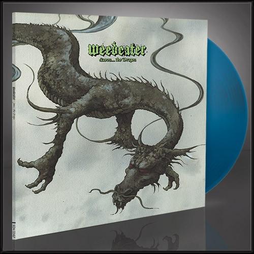 WEEDEATER Jason... The Dragon - Vinyl LP (transparent blue)