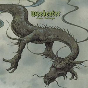 WEEDEATER Jason... The Dragon - Vinyl LP (transparent blue)