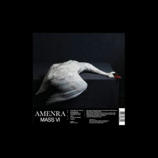 AMENRA Mass VI - Vinyl 2xLP (black | white with black splatter)