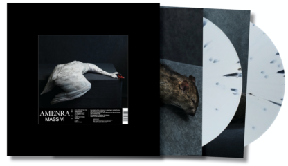 AMENRA Mass VI - Vinyl 2xLP (white with black splatter)