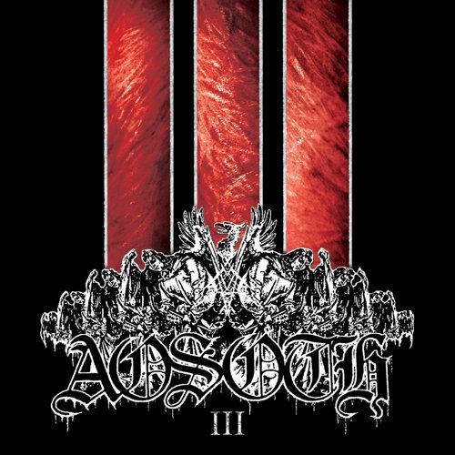 AOSOTH III: Violence & Variations - Vinyl LP (black)
