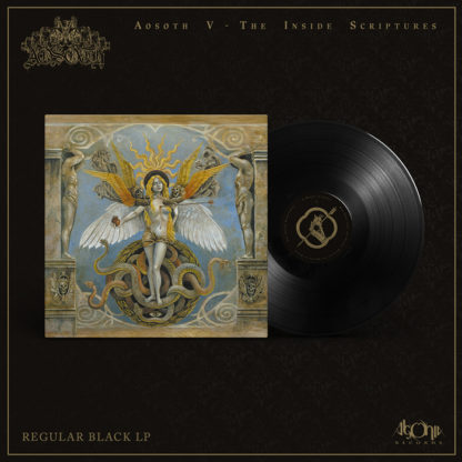 AOSOTH V: The Inside Scriptures - Vinyl LP (black)