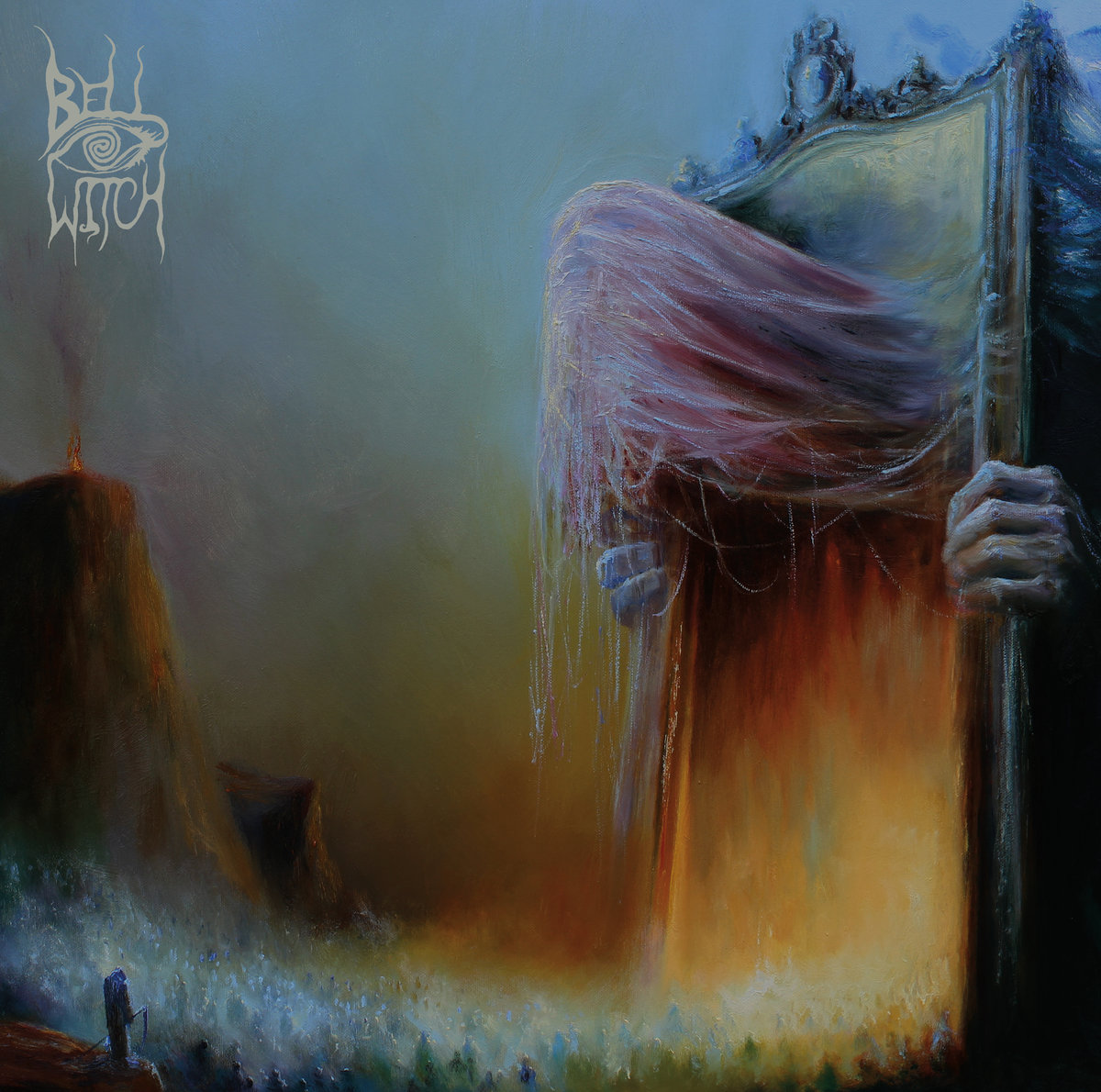 BELL WITCH Mirror Reaper - Vinyl 2xLP (clear)