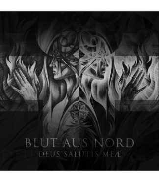 BLUT AUS NORD Deus Salutis Meae - Vinyl LP (grey)