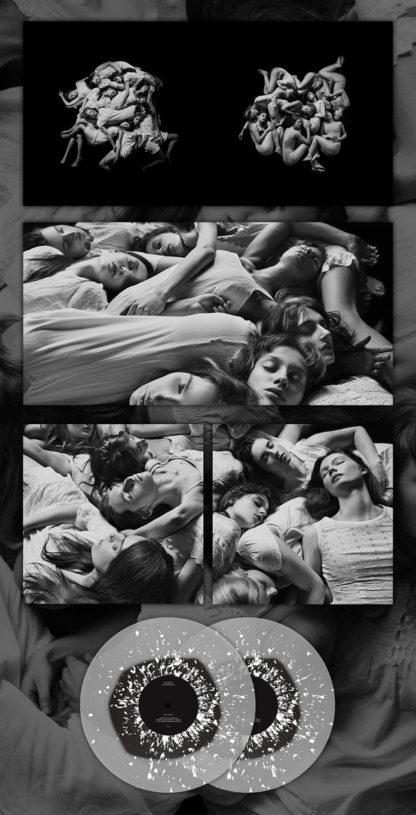 CELESTE Infidèle(s) - Vinyl 2xLP (black in clear w/ white splatter)