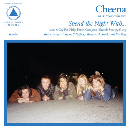 CHEENA Spend the Night With... - Vinyl LP (black)