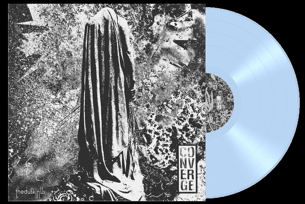 CONVERGE The Dusk In Us - Vinyl LP (opaque blue)