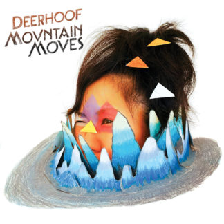 DEERHOOF Mountain Moves - Vinyl LP (blue swirl)