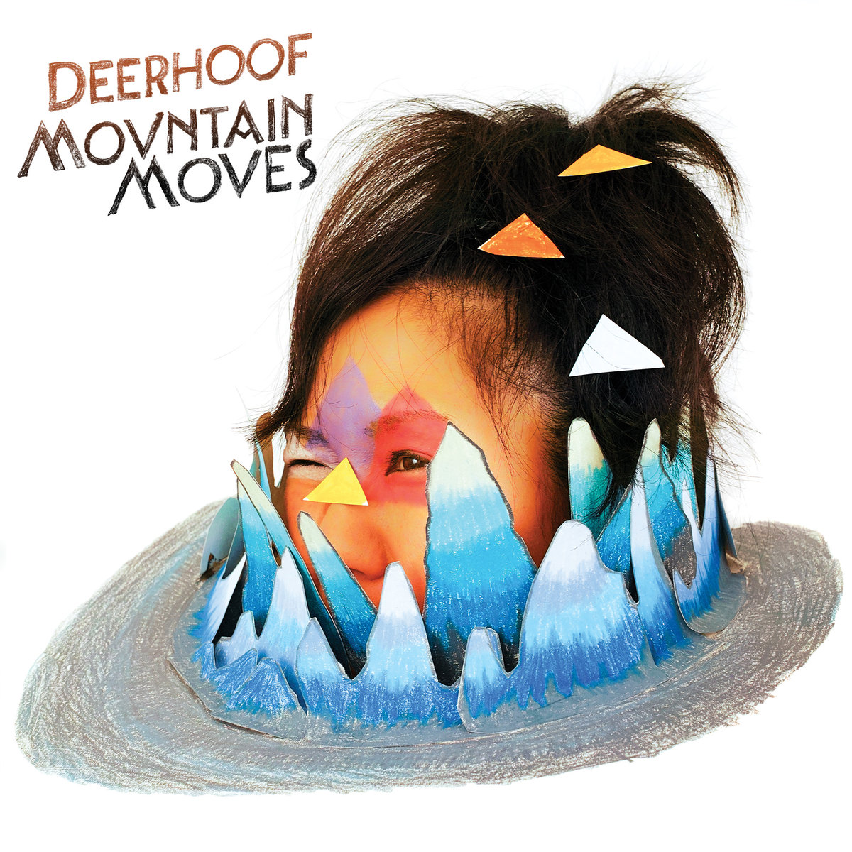 DEERHOOF Mountain Moves - Vinyl LP (black)