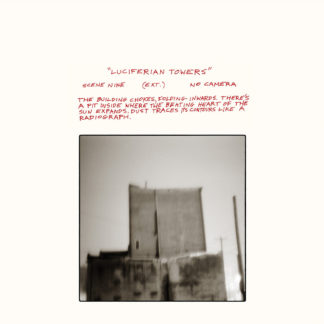 GODSPEED YOU! BLACK EMPEROR Luciferian Towers - Vinyl LP (black)