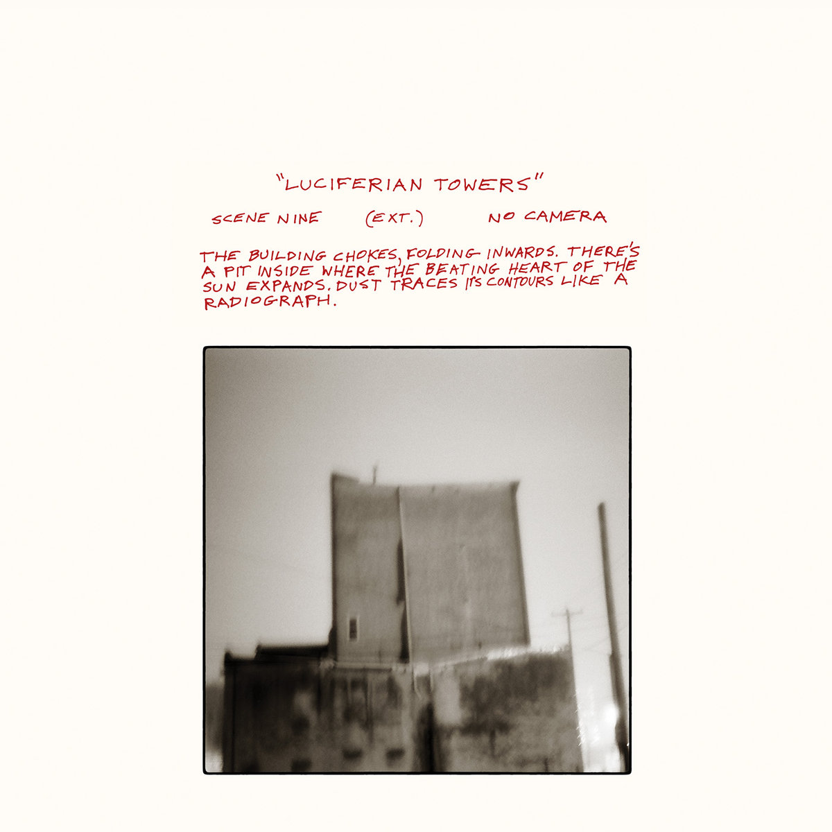 GODSPEED YOU! BLACK EMPEROR Luciferian Towers – Vinyl LP (black) *Pre-order