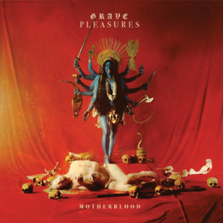 GRAVE PLEASURES Motherblood - Vinyl LP (black) + CD