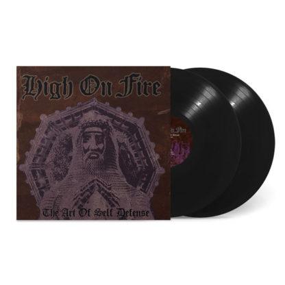HIGH ON FIRE The Art of Self Defense - Vinyl 2xLP (black)