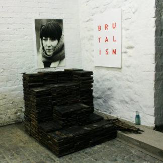 IDLES Brutalism - Vinyl LP (pink)