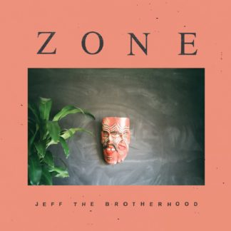 JEFF THE BROTHERHOOD Zone - Vinyl LP (black)