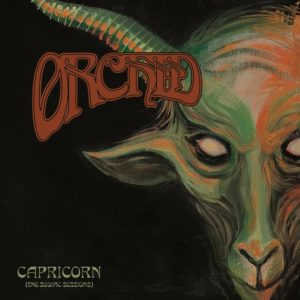 ORCHID Capricorn (The zodiac sessions) - Vinyl 2xLP (green)