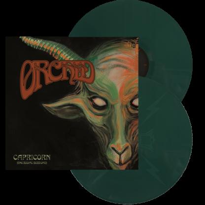 ORCHID Capricorn (The zodiac sessions) - Vinyl 2xLP (green)