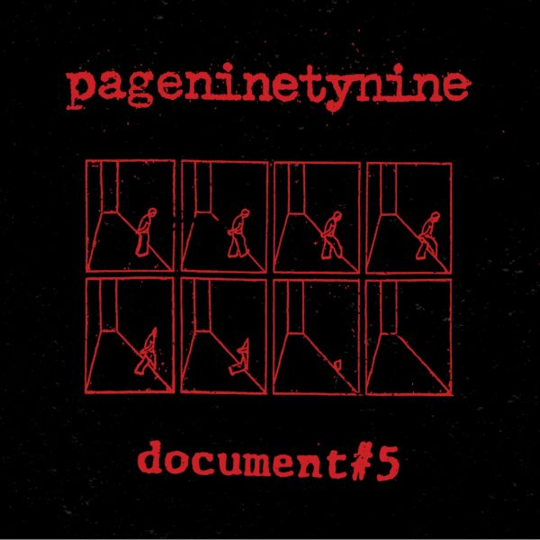 PG.99 Document #5 - Vinyl LP (red)