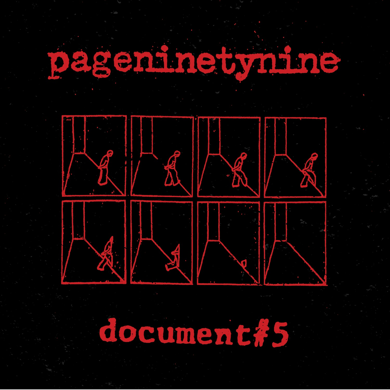 PG.99 Document #5 – Vinyl LP (red)