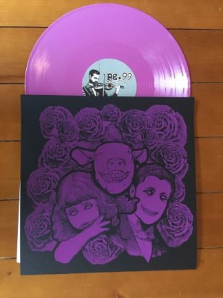 PG.99 Document #8 – Vinyl LP (purple)
