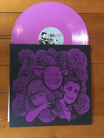 PG.99 Document #8 – Vinyl LP (purple) *Pre-order