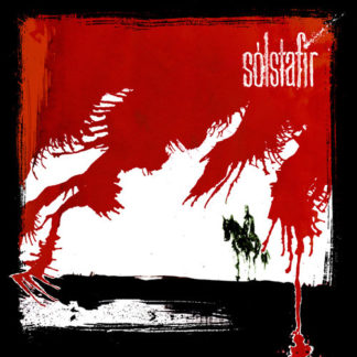 SOLSTAFIR Svartir Sandar - Vinyl 2xLP (transparent red with black smoke)