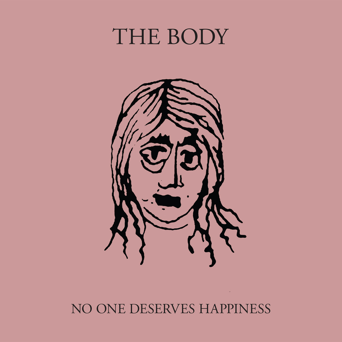 THE BODY No One Deserves Happiness – Vinyl 2xLP (black)