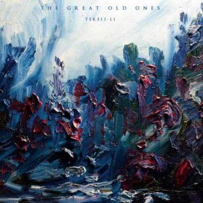 THE GREAT OLD ONES Tekeli-li - Vinyl 2xLP (sea blue)