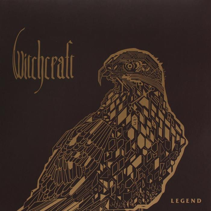 WITCHCRAFT Legend - Vinyl 2xLP (black)