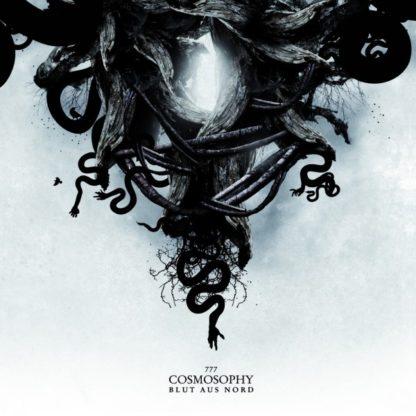 BLUT AUS NORD 777 - Cosmosophy - Vinyl LP (white with black splatter)