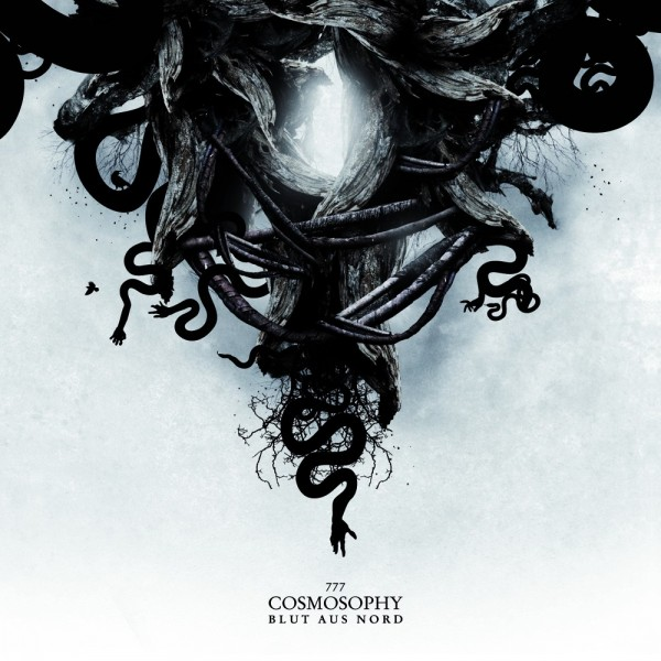 BLUT AUS NORD 777 - Cosmosophy - Vinyl LP (white with black splatter)
