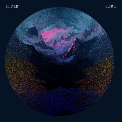 ELDER Lore - Vinyl 2xLP (black) + CD