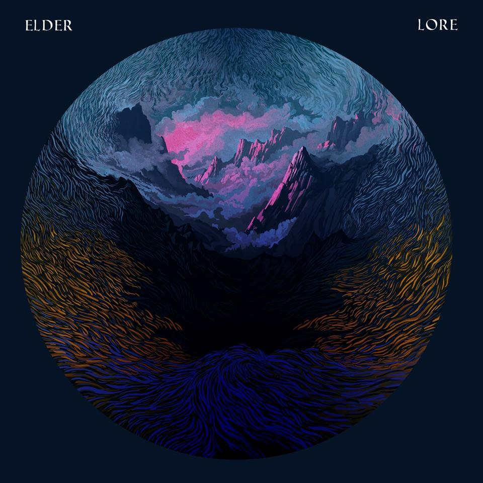 ELDER Lore – Vinyl 2xLP (black) + CD