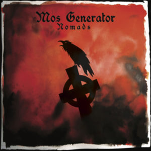 MOS GENERATOR Nomads - Vinyl LP (orange)