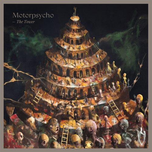 MOTORPSYCHO The Tower - Vinyl 2xLP (black)