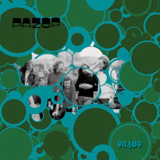 PAZOP S/t - Vinyl LP (black)