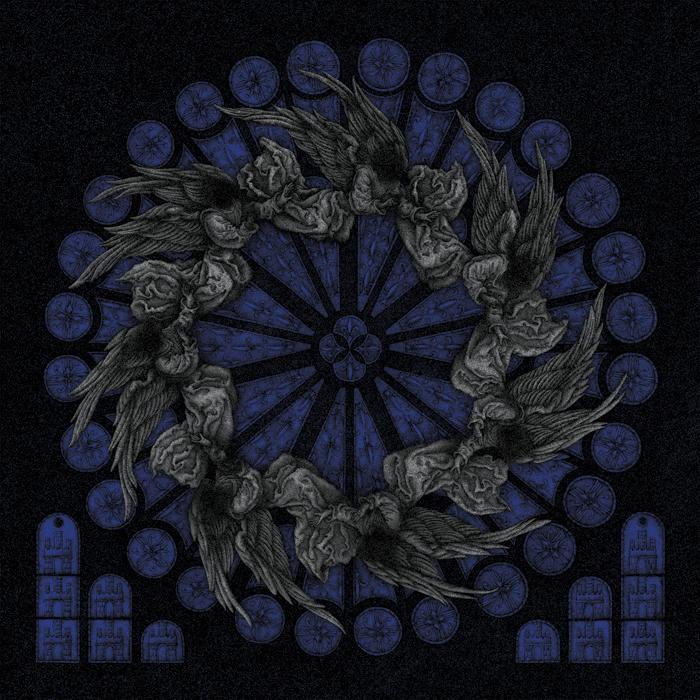 VI De Praestigiis Angelorum – Vinyl LP (blue)