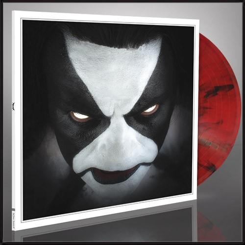 ABBATH Abbath - Vinyl LP (transparent red/black marbled)