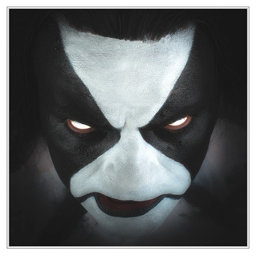 ABBATH Abbath – Vinyl LP (transparent red/black marbled)