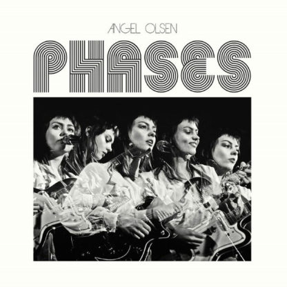 ANGEL OLSEN Phases - Vinyl LP (olive green | black)