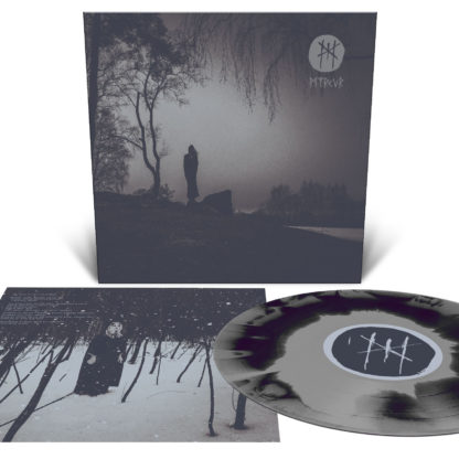 MYRKUR M - Vinyl LP (deep purple and silver merge)