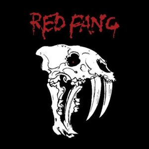 RED FANG Prehistoric Dog - Vinyl LP (black)