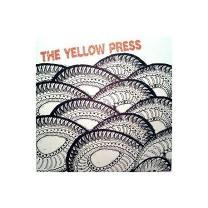 THE YELLOW PRESS s/t - Vinyl LP (black)