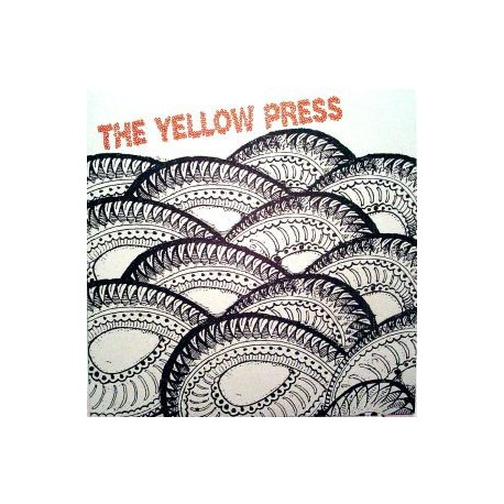 THE YELLOW PRESS s/t - Vinyl LP (black)