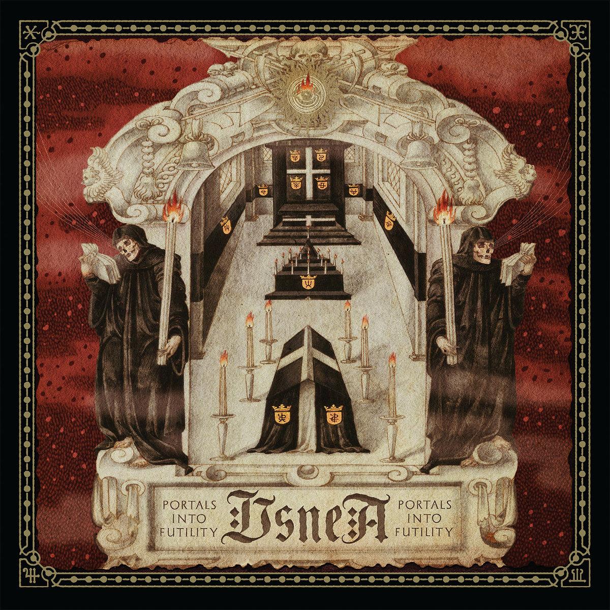 USNEA Portals Into Futility – Vinyl 2xLP (black) *Pre-order