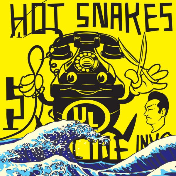 HOT SNAKES Suicide Invoice - Vinyl LP (black)
