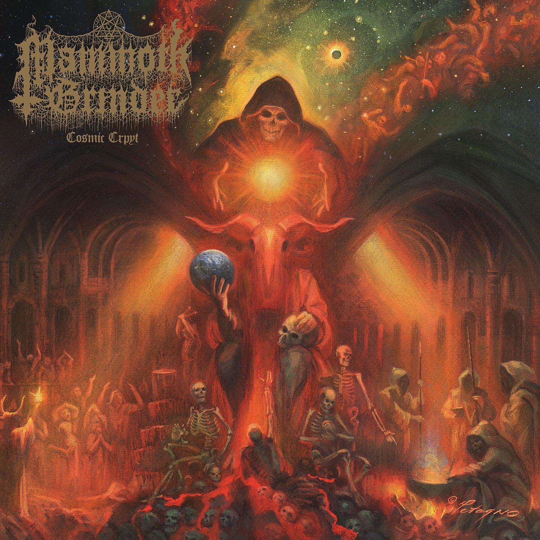 MAMMOTH GRINDER Cosmic Crypt – Vinyl LP (black) *Pre-order